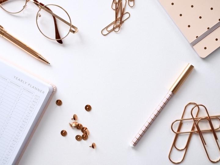 Les 5 outils indispensables pour être organisée quotidiennement!