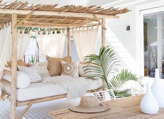Comment créer un joli coin salon de jardin?