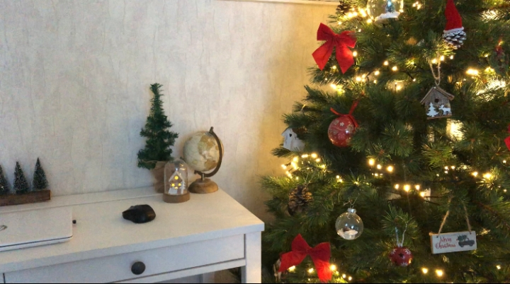 Home Tour – Christmas decoration 2020