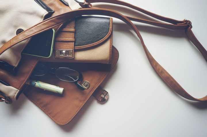 Organisation du sac à main en 3étapes